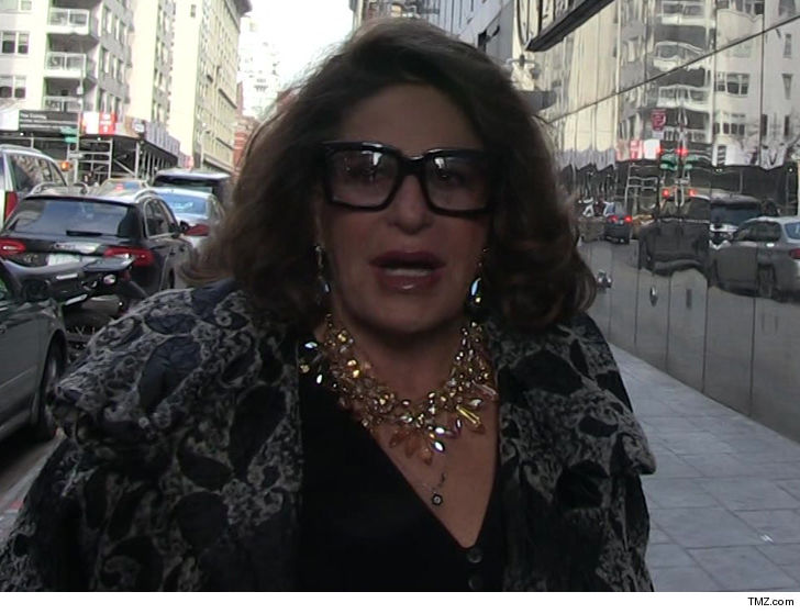 Lainie Kazan Arrested for Shoplifting on Christmas Eve