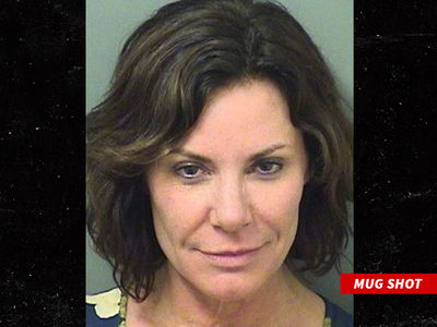 'Real Housewives of NYC' Star Luann de Lesseps Arrested for Attacking Cop