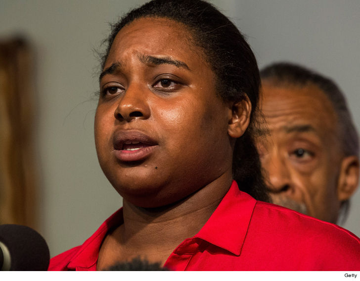 Prayers Up: Erica Garner On Life Support After Suffering A Heart Attack