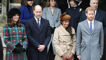 Meghan Markle Embraced by Royal Family on Christmas Day