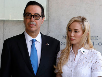 Guy Who Left Horse Crap at Steve Mnuchin's House Comes Clean