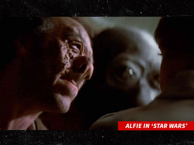 Alfie Curtis, Dr. Evazan in 'Star Wars,' Dead at 87, One Year After Carrie Fisher Death