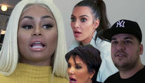 Blac Chyna Claims Kardashians Have No Right to Trash a Domestic Violence Victim