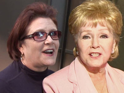 Carrie Fisher's Family Came Together for Christmas for Debbie Reynolds' Tradition (UPDATE)