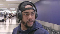 DeSean Jackson: My Friend Crashed My Truck, Bullets & Weed Aren't Mine!
