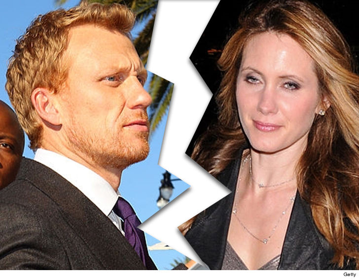 'Grey's Anatomy' star Kevin McKidd finalizes divorce