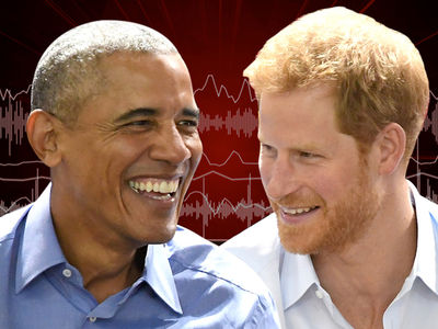 Prince Harry Grills Barack Obama About Aretha, LeBron and Underwear