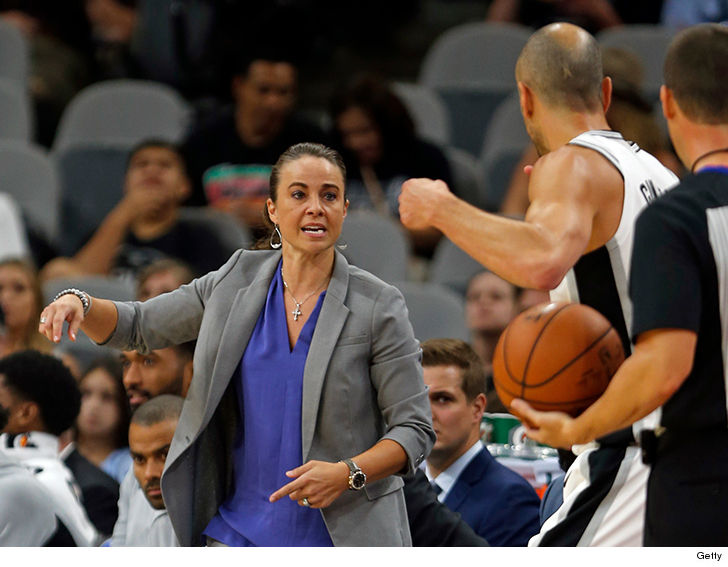 Byron Scott: Becky Hammon Deserves to Be First Female NBA Head Coach 1
