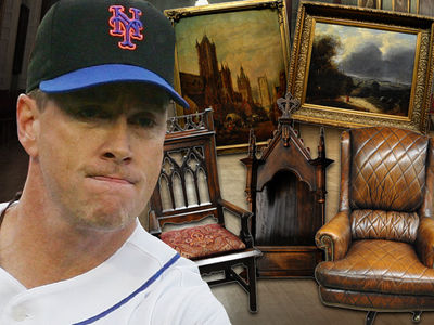 Tom Glavine Auctioning Off Autographed Catholic Antiques