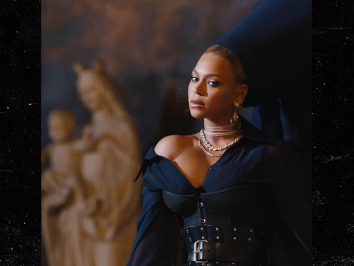 Beyonce Takes Jay-Z's Confession in New Music Video - Long ...