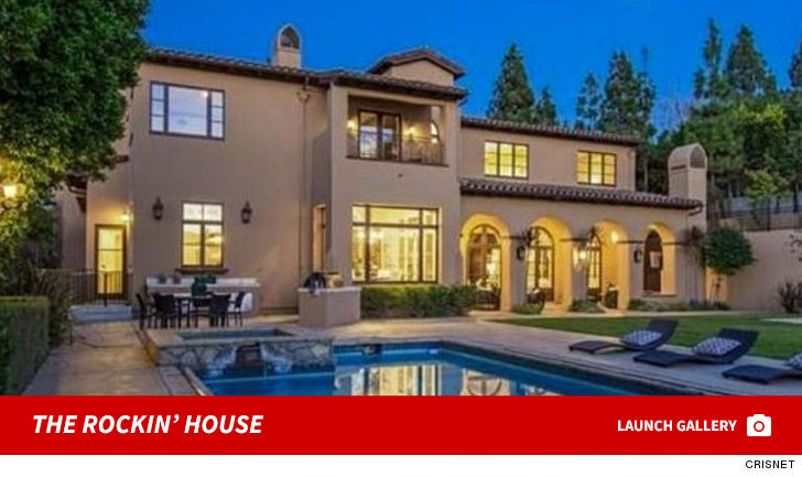Big Sean Likes a Touch of Skull in Home He Bought from Slash 1