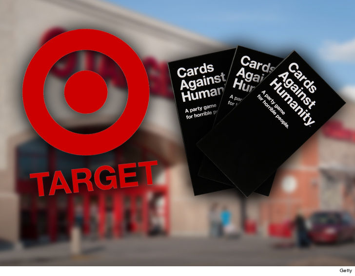 Target apologises for Jewish-themed Cards Against Humanity