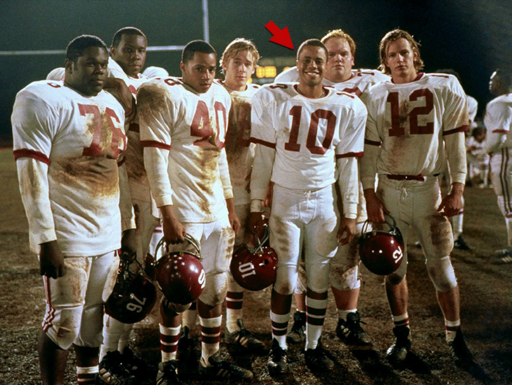 'Remember the Titans' 'Rev' Wife Files for Divorce