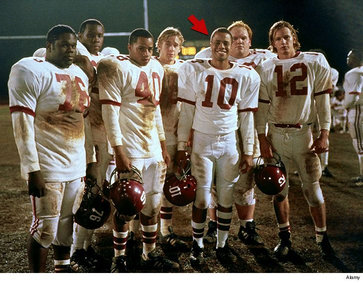 'Remember the Titans' 'Rev' Wife Files for Divorce 1