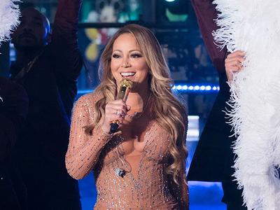 Mariah Carey's New Year's Eve Performance, Sound Check Mandatory