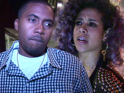Nas Asks Judge for Help in Custody Battle with Kelis
