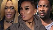 Laura Govan Denies Rumors She's the 'Whore' Tamar Braxton Called Out, Blames Gilbert Arenas