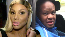 Tamar Braxton Says Husband Vincent Herbert Went to Jail Because of Booze, Jealousy