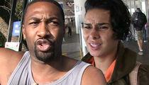 Gilbert Arenas Jumps in Tamar Braxton War and Attacks Laura Govan, Vincent Herbert Over Pregnancy Rumors
