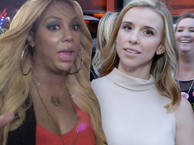 Tamar Braxton Attacks Dream Member Melissa Schuman as 'Thirst Bucket' (UPDATE)