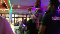 Lamar Odom Flirts with Danger Partying in Dominican Republic for NYE