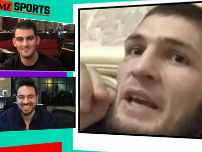 UFC's Khabib Nurmagomedov: I'll Fight Conor McGregor for Free
