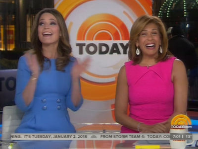 Hoda Kotb Named 'Today' Co-Anchor, Replacing Matt Lauer