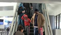 Tamar Braxton and Vincent Herbert Fly Together After Christmas Arrest