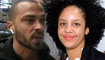 Jesse Williams Wants Joint Physical Custody After Christmas Break Screw Up