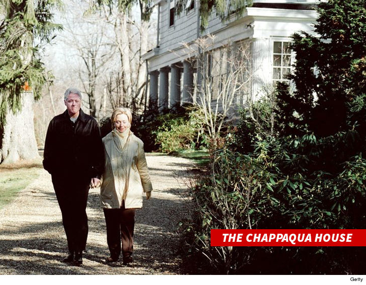 Fire extinguished at Clinton residence in Chappaqua