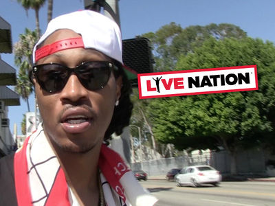 Live Nation Sued by Fans Allegedly Injured at Future Concert During Stampede