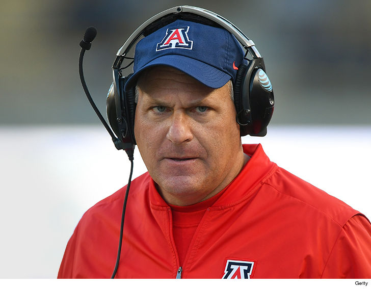 Arizona fires Rich Rodriguez amid allegations