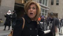 Hoda Kotb Brushes Off Matt Lauer Pay Disparity