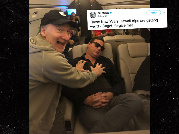 Bill Maher And Bob Saget Mock Al Franken Groping Photo  Tmzcom-9149