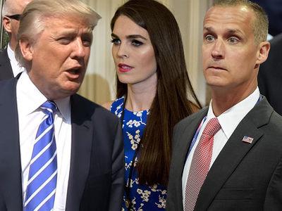 New Book, Donald Trump told Hope Hicks She was 'Greatest Piece of Tail' Lewandowski Ever Got