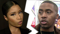 Nicki Minaj and Nas Break Up, and She's Not Pregnant