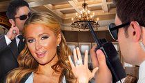 Paris Hilton Hires Private Security to Protect $2 Million Ring 24/7