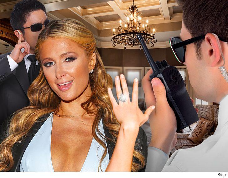 Paris Hilton Hires Private Security To Protect 2 Million