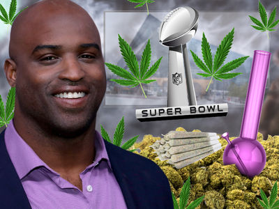 Ricky Williams Hosting Super Bowl Weed Blowout Smoke-athon!
