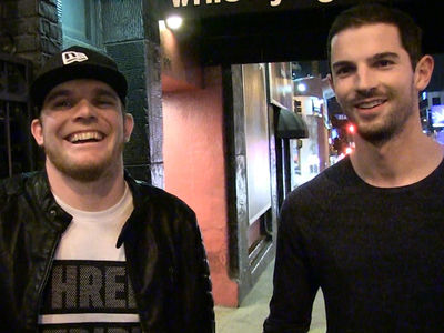 IndyCar Drivers Alex Rossi & Conor Daly: NASCAR Drivers Get More Chicks Than Us