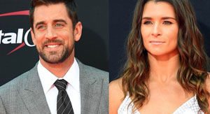 QB Aaron Rodgers & Newly Single Danica Patrick Are Reportedly Dating
