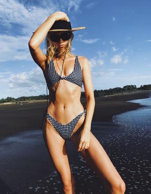Elsa Hosk's Bikini-Filled Costa Rica Vacay