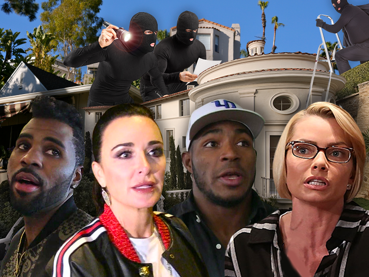 Celebrity Robberies Exposed- Home Burglaries of the Rich ...