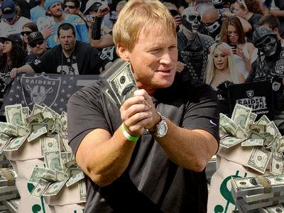 Jon Gruden Inking $100 MILLION Contract to Coach Raiders