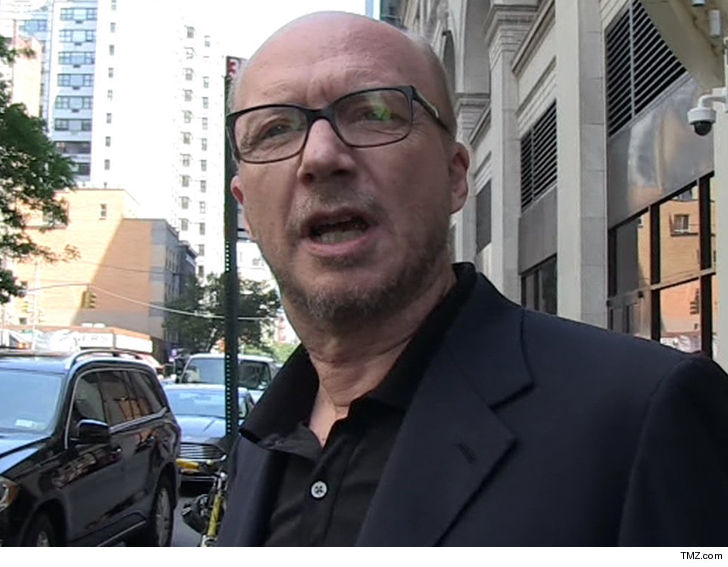 Paul Haggis Accused of Rape by 2 Women, 2 More Claim Sexual Misconduct