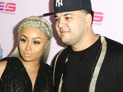 Wait'll You See What Rob Looks Like Now -- and How Blac Chyna Celebrated His Birthday!