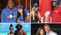 Meet the Smokin' Hot WAGS of NFL Wild Card Weekend