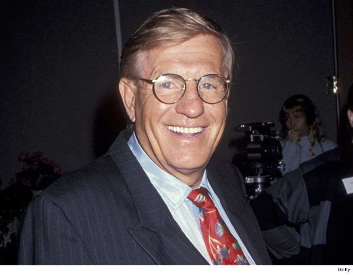 Jerry Van Dyke- the famed younger brother of Dick Van Dyke- has died... TMZ has learned