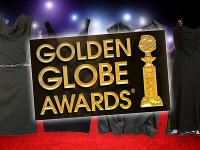 Golden Globes, Tailor To the Stars Says Mad Rush for Black Dresses