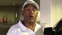 O.J. Simpson Has Not Left Nevada to Watch Bills, Jaguars Game (UPDATE)